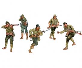 1:72 WWII Japanische Infanterie