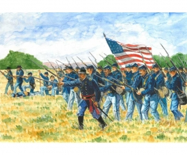 1:72 Union Infantry (Amer. Civil War)