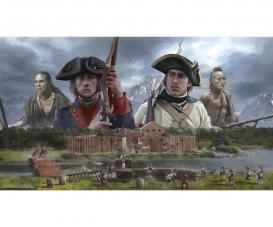 1:72 Battle-Set Fren./Indian War 1754-63