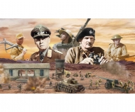 1:72 WWII: El Alamein Battle Railway St.
