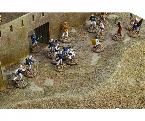 Algerian Tuareg revolt 510006183 Italeri 1:72 Beau Geste