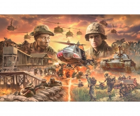 1:72 Battle-Set Vietnam War