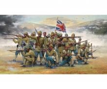 1:72 British Infantry and Sepoys