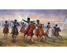1:72 British 11th Hussars (Crimean war)