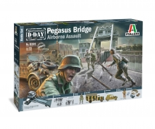 "1:72 Battle-Set-""Pegasus Bridge"""