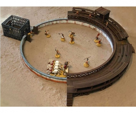 1:72 Gladiators Fight Ludus Gladiatorius