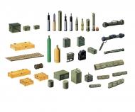 1:35 Zubehör-Set Militär Modern