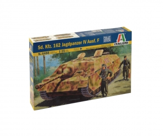 1:35 Sd.Kfz.162 J.PZ IV Ausf.F L/48 late