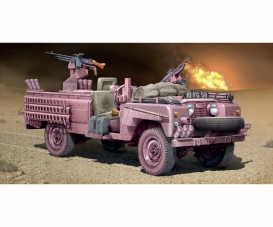 "1:35 S.A.S. Recon Vehicle ""PINK PANTHER"""