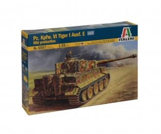 1:35 IT WW2 PzKpfw.VI Tiger I Ausf.E mP.