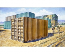 1:35 20' Military Container