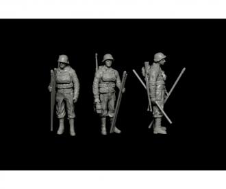 1:35 LCVP mit US Infanterie