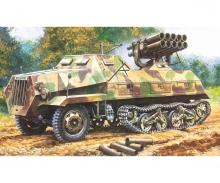1:35 Panzerwerfer 42 Maultier Halftrack
