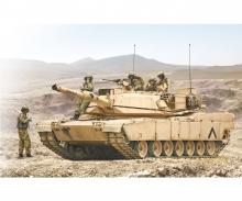 1:35 M1 Abrams m. Crew (5)