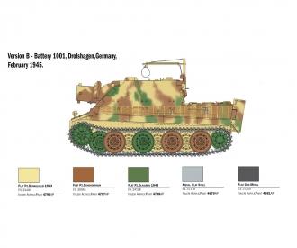 1:35 38cm RW 61 auf Sturmmöser Tiger
