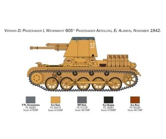 1:35 Ger. Panzerjäger I