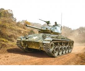 """1:24 M-24 """"Chaffe"""" Korean War"""
