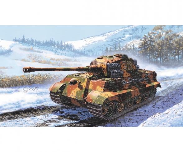 1:72 Sd. Kfz. 182 King Tiger