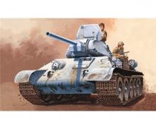 1:72 T 34/76 Russian Tank