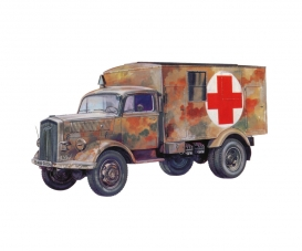 1:72 Sd.Kfz.305 Ambulance