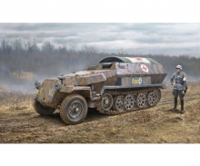 1:72 Sd.Kfz. 251/8 Ambulance