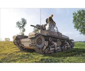 1:72 Ger. Panzerkampfwagen 35 (t)