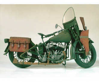 1:9 WLA 750 US Military Motorcycles