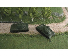 1:72 JS-2m Stalin - Sov. Tank 2 easykit