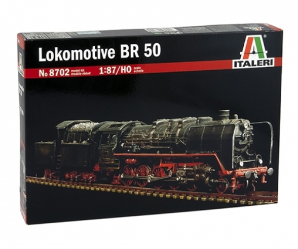 1:87 Locomotive BR50