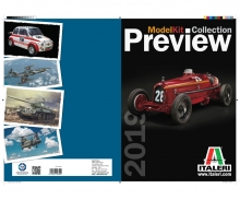 ITALERI Model Preview 2019 (EN/IT)
