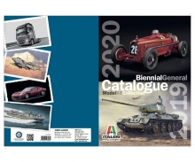 ITALERI Katalog 2019/20 EN/IT
