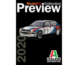 ITALERI Model Preview 2020 (EN/IT)