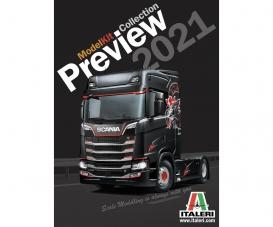 ITALERI Model Preview 2021 EN/IT