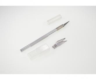 Cuttermesser mit 5 Klingen