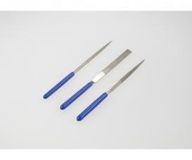 Mini-Diamantfeilen-Set (3 St.) - 100 mm