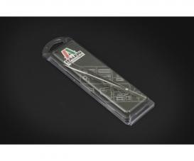 Pinzette, spitz mit Arretierung - 160mm