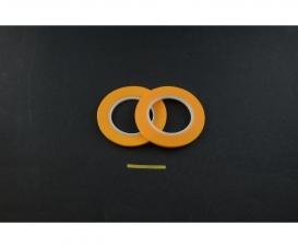Masking tape roll 3mm x18m (2)