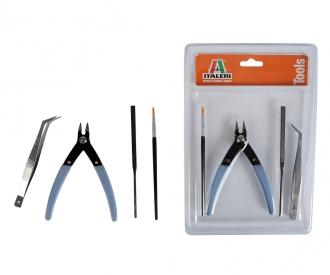 IT Werkzeug-Set Beginner Plastik-Model.