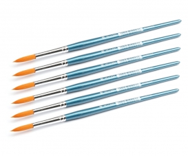 Italeri Round Brush 10 Synthetic (1)