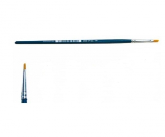 000 Brush Synthetic Flat - SINGLE PACK