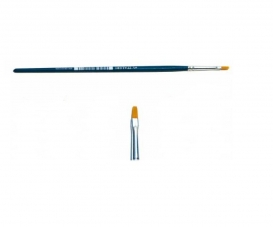 1 Brush Synthetic Flat - SINGLE PACK