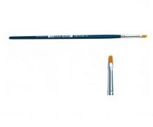 2 Brush Synthetic Flat - SINGLE PACK