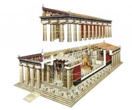 1:250 PARTHENON easy assembly kit