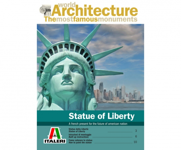THE STATUE OF LIBERTY World Architecture