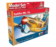 ITALERI RAF Spitfire Mk. Vb. Model Set