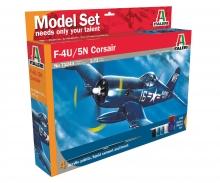 ITALERI F-4U/5N Corsair Model Set