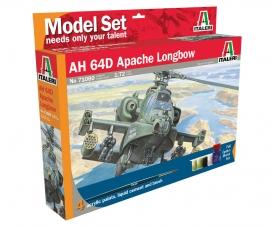 ITALERI AH-64D Apache Longbow Model Set
