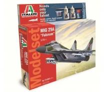 1:72 MIG-29A Fulcrum Model Set