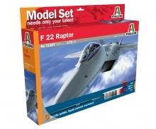 ITALERI F-22 Raptor Model Set