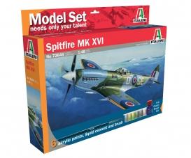 ITALERI Spitfire Mk.XVI Model Set
